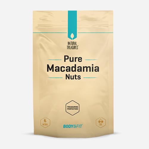 Pure Macadamia Nuts - Body & Fit - Naturel - 500 Gram