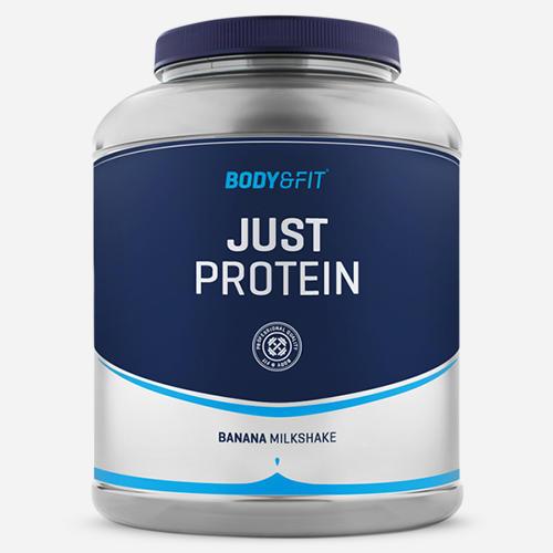 Just Protein - Body & Fit - Milkshake Banan - 2000 Gram (66 Shakes)