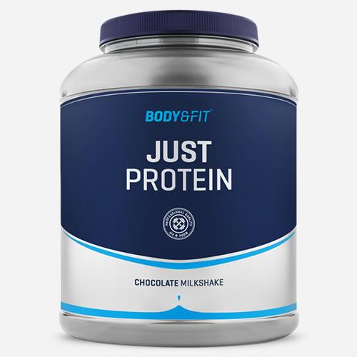Just Protein - Body & Fit - Milkshake Choklad - 2000 Gram (66 Shakes)