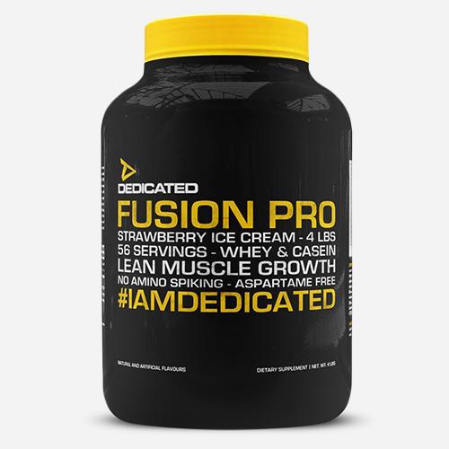 Fusion Pro - Dedicated Nutrition - Bananglass - 1814 Gram (56 Shakes)