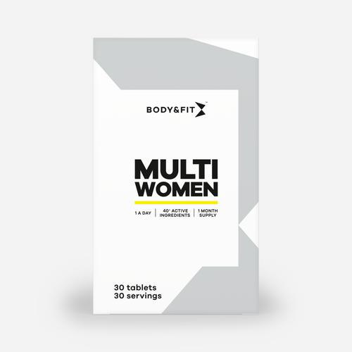 Multi Women - Body & Fit - 30 Tabletter