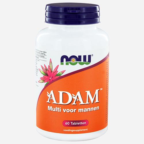 ADAM - Now Foods - 60 Tabletter