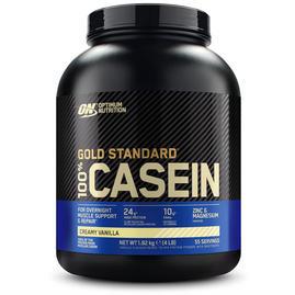 Protéine à absorption lente : Gold standard 100% Caseine