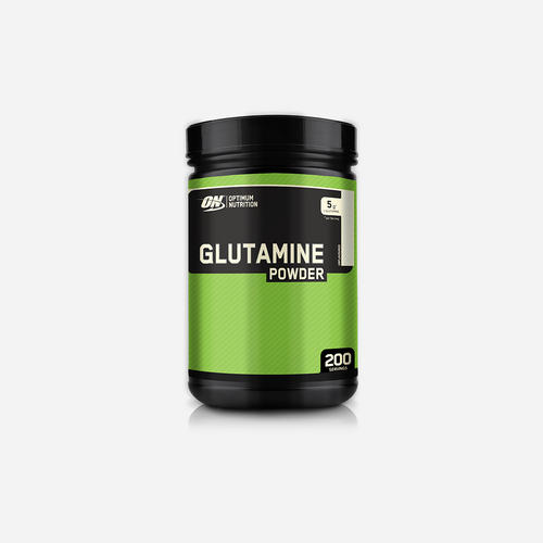Glutamine Powder - Optimum Nutrition - Utan Smak - 1050 Gram (200 Doser)