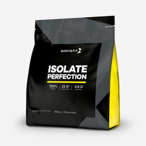 Isolate Perfection - Body & Fit - Naturel - 896 Gram (32 Shakes)