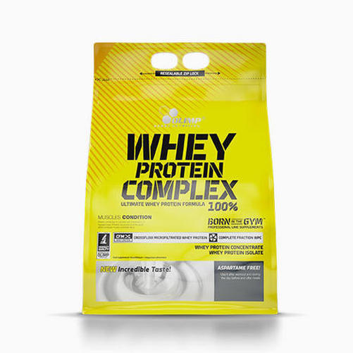 100% Whey Protein Complex - Olimp Supplements - Choklad - 700 Gram (20 Shakes)
