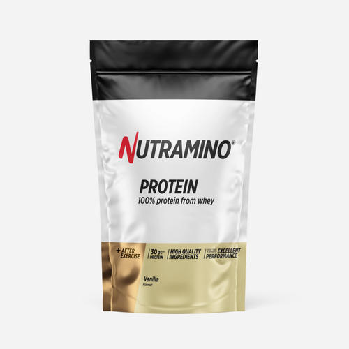 Protein Whey - Nutramino - Vanilla - 1000 Gram (24 Shakes)