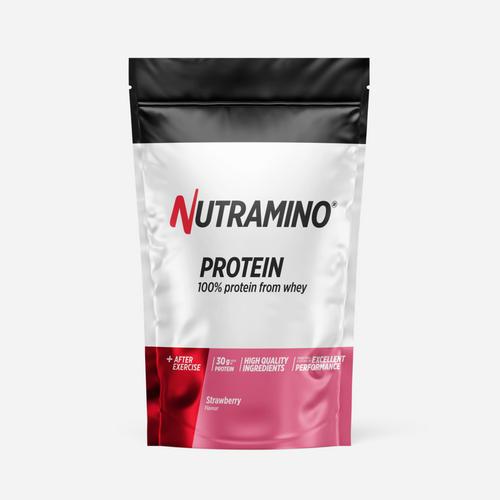 Protein Whey - Nutramino - Strawberry - 1000 Gram (24 Shakes)