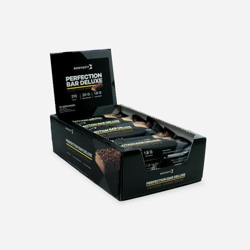 Perfection Bar Deluxe - Body & Fit - Choklad Kola - 825 Gram (15 Bars)
