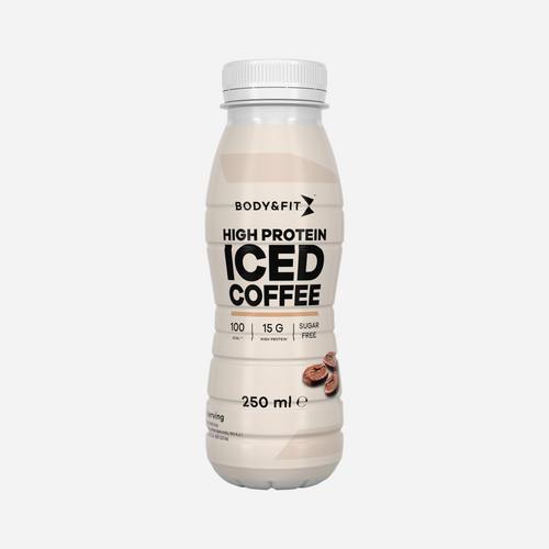 High Protein Iced Coffee - Body & Fit - Iskaffe - 250 Ml (1 Bitar)