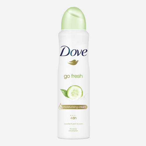 Dove Go Fresh Cucumber Deodorant Spray - 150ml