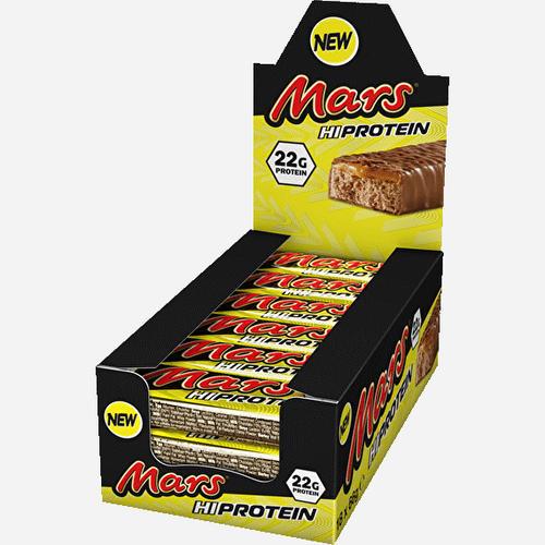 Mars HiProtein Bar - Mars - Choklad Kola - 708 Gram (12 Bars)