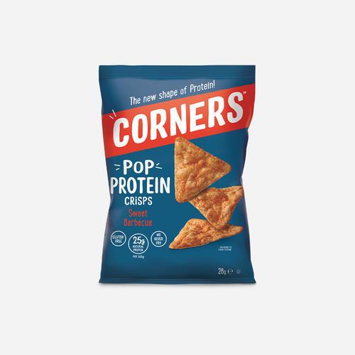 Pop Protein Crisps