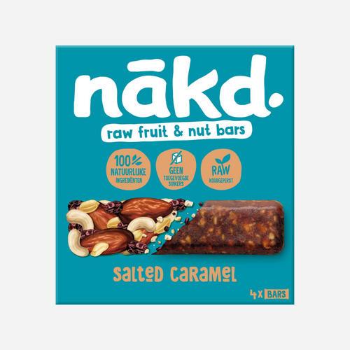 NAKD Bar - Nakd - Salt Kola - 4 Bars (4 Bars)
