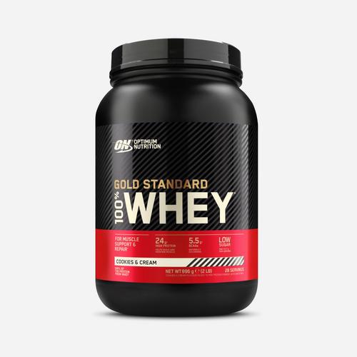 Gold Standard 100% Whey - Optimum Nutrition - Cookies & Cream - 908 Gram (29 Shakes)