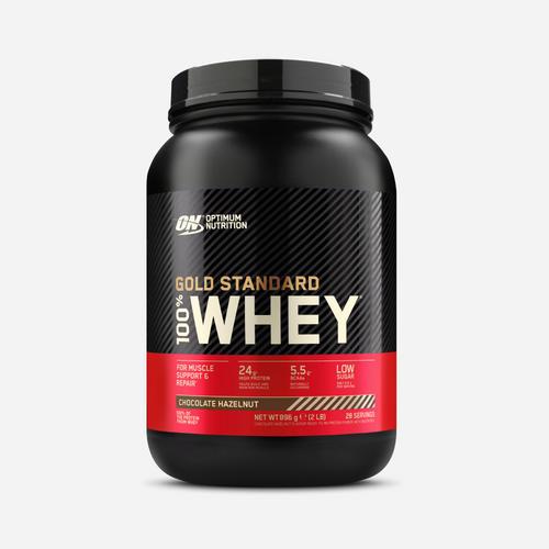Gold Standard 100% Whey - Optimum Nutrition - Chocolate Hazelnut - 908 Gram (28 Shakes)