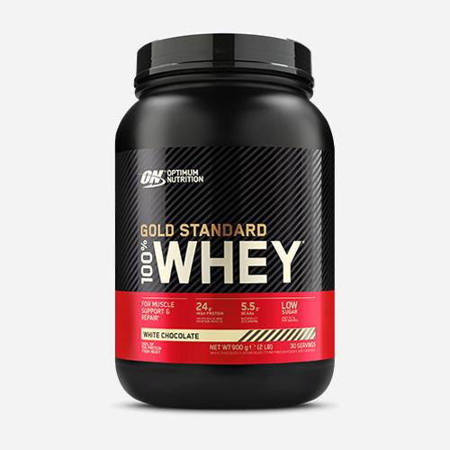 Gold Standard 100% Whey - Optimum Nutrition - White Chocolate - 908 Gram (30 Shakes)