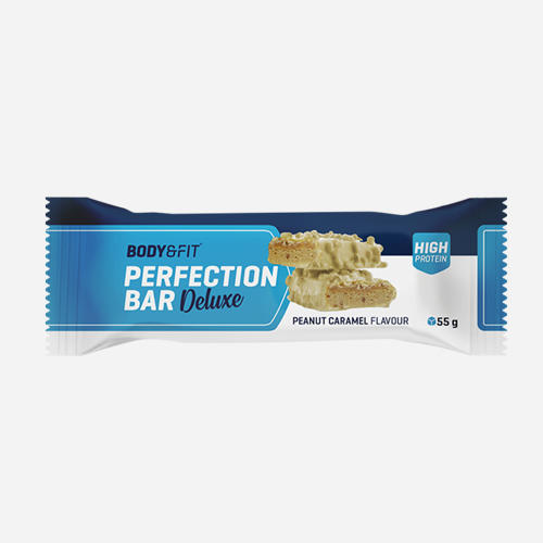 Perfection Bar Deluxe - Body & Fit - Jordnötskola - 55 Gram (1 Bars)