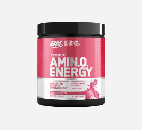 Amino Energy - Optimum Nutrition - Vattenmelon - 270 Gram (30 Doser)