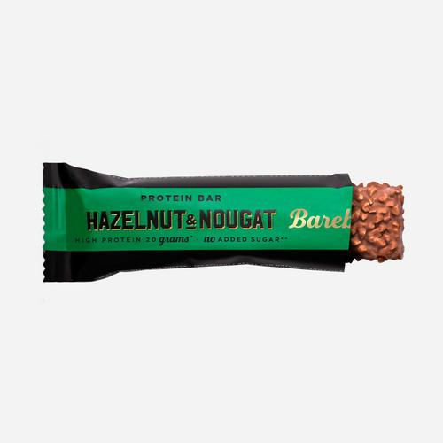 Protein Bars - Barebells - Hasselnöt Och Nougat - 55 Gram (1 Bitar)