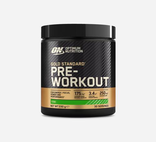 Gold Standard Pre-Workout - Optimum Nutrition - Kiwi - 330 Gram (30 Doser)