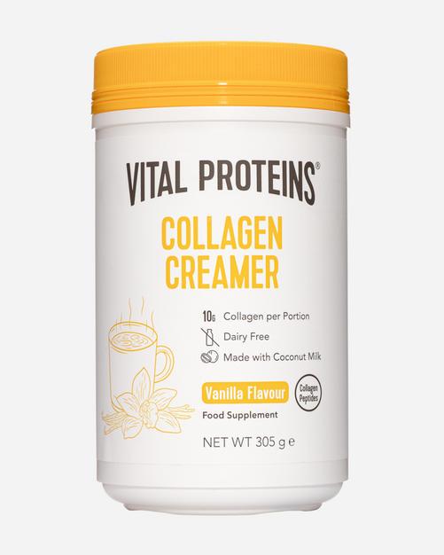 Collagen Creamer - Vital Proteins - Vanilj - 305 Gram (12 Doser)