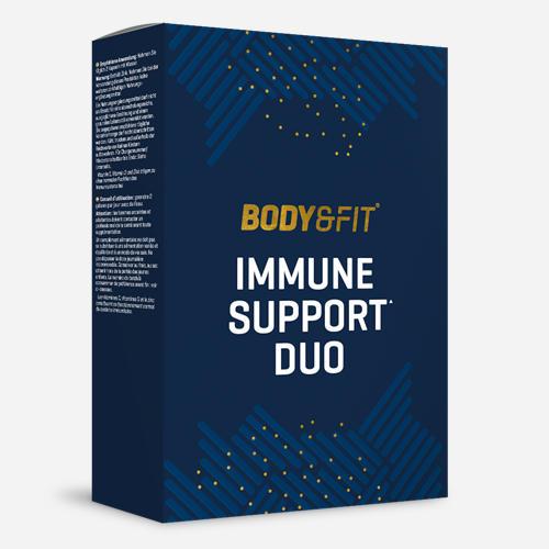 Immune Support* Duo - Body & Fit - 60 Kapslar