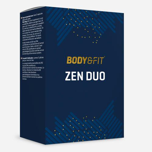 Zen Duo - Body & Fit - 60 Kapslar