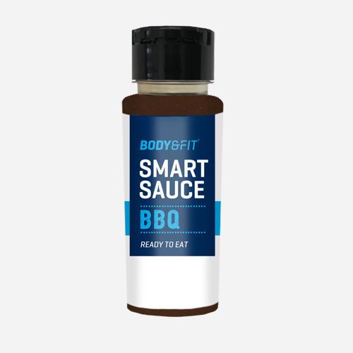 Smart Sauces - Body & Fit - Bbq - 175 Ml (1 Bitar)