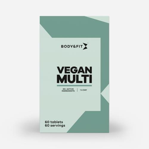 Vegan Multi - Body & Fit - 60 Tabletter