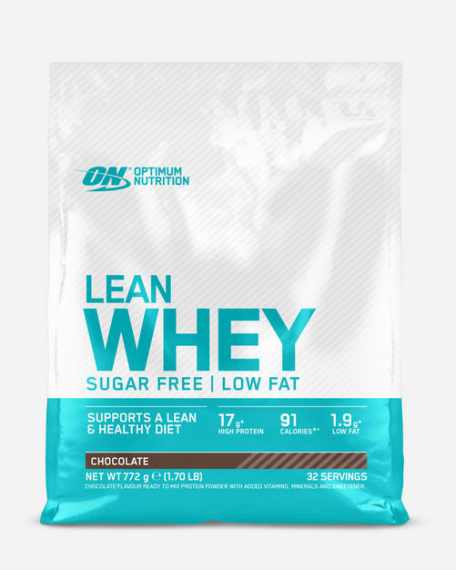 Lean Whey - Optimum Nutrition - Chocolate - 772 Gram (32 Shakes)