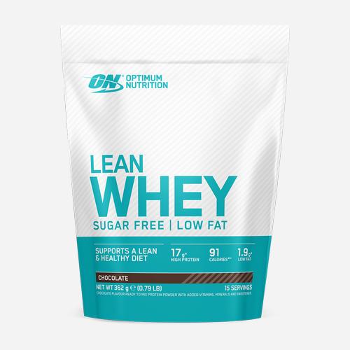 Lean Whey - Optimum Nutrition - Chocolate - 362 Gram (15 Shakes)