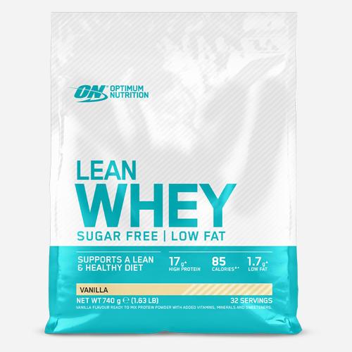 Lean Whey - Optimum Nutrition - Vanilla - 740 Gram (32 Shakes)