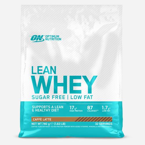 Lean Whey - Optimum Nutrition - Caffe Latte - 740 Gram (32 Shakes)