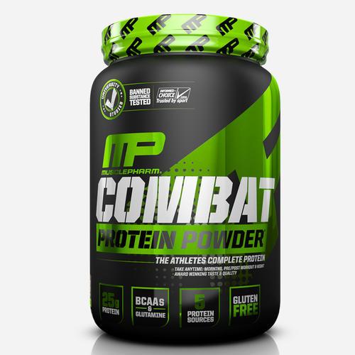 Combat Sport Protein - Musclepharm - Banana - 907 Gram (27 Shakes)