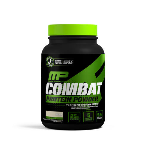 Combat Sport Protein - Musclepharm - Vanilla - 907 Gram (27 Shakes)