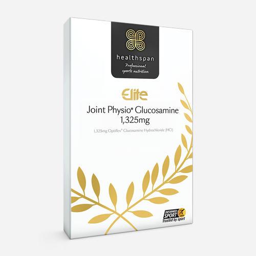Healthspan Elite Joint Physio® Glucosamine 1,325mg - Healthspan - 120 Tabletter