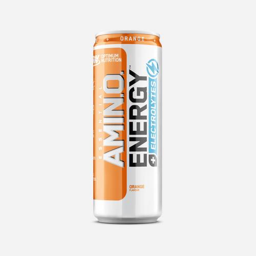 Amino NRG + Electrolytes RTD - Optimum Nutrition - Orange - 1 Enhet (250 Ml)
