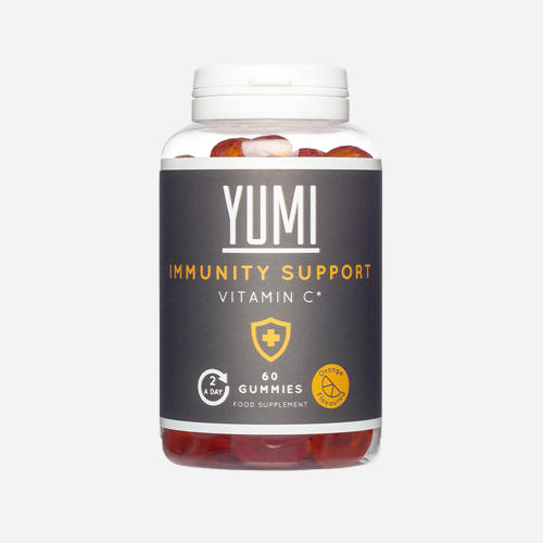 Immunity Support - Vitamin C - Yumi Nutrition - Orange - 60 Tuggtabletter (30 Doser)