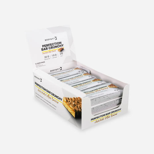 Perfection Bar Crunchy - Body & Fit - *new* Chocolate Toffee - 720 Gram (12 Bars)