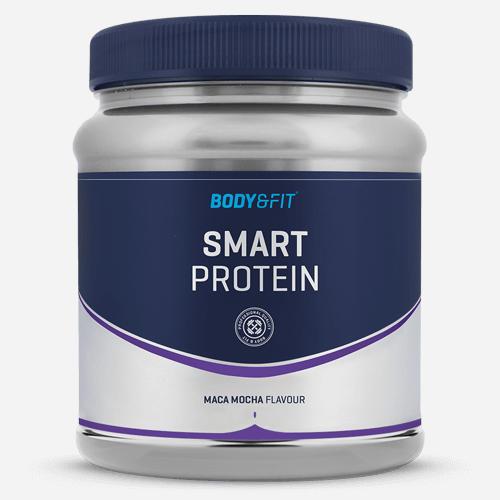 Smart Protein - Body & Fit - *new* Milkshake Maca Mocha - 1000 Gram (35 Shakes)