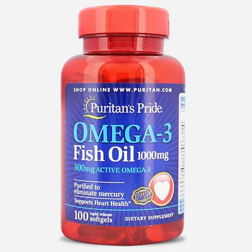 Omega-3 Visolie 1000 mg