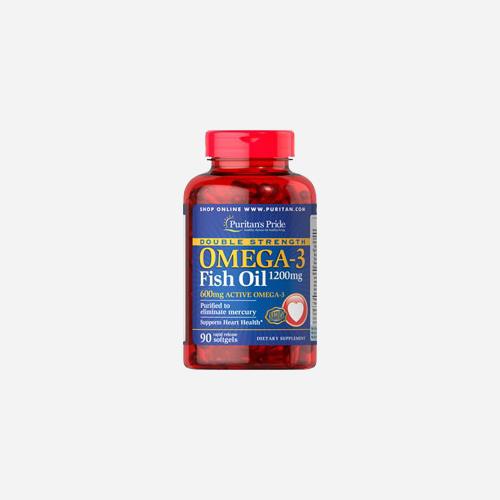 Double Strength Omega-3 Visolie