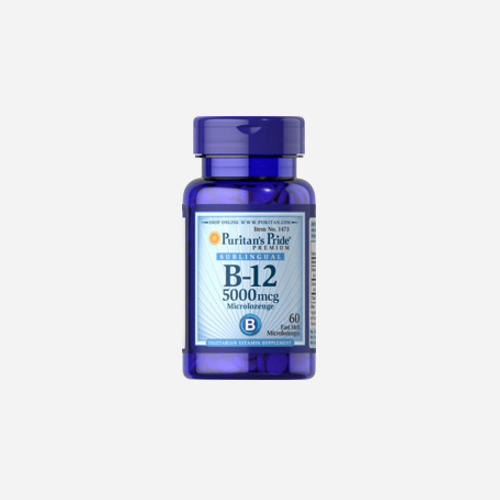 Vitamin B-12 5000 mcg Sublingual