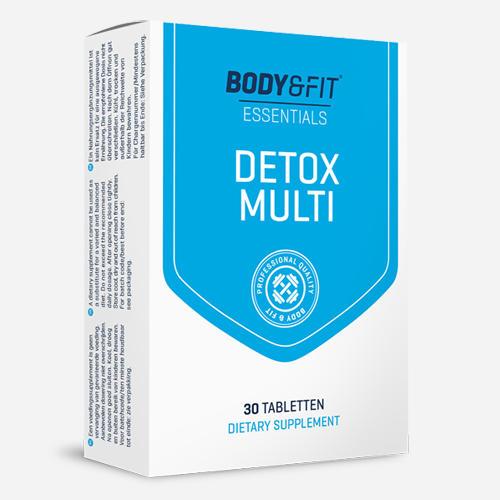 Detox Multi - Body & Fit - 30 Tabletter