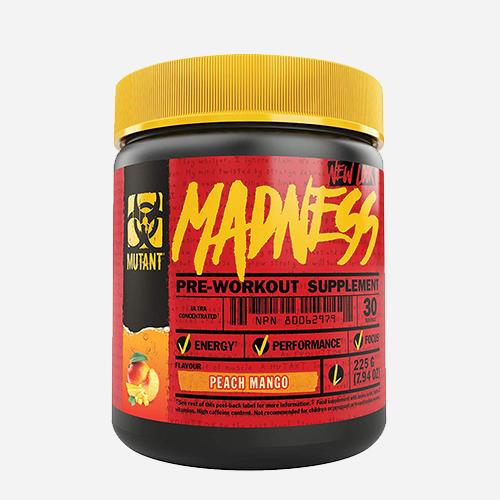 Mutant Madness - Mutant - Perikagodis - 225 Gram (30 Doser)