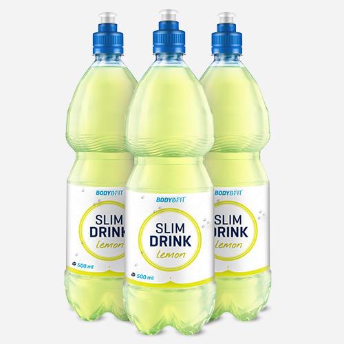 Smal dryck - Body & Fit - Citron - 6 Enheter