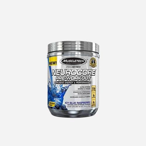 NeuroCore Pre-Workout