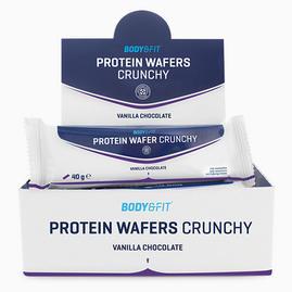 Crunchy Protein Waffles