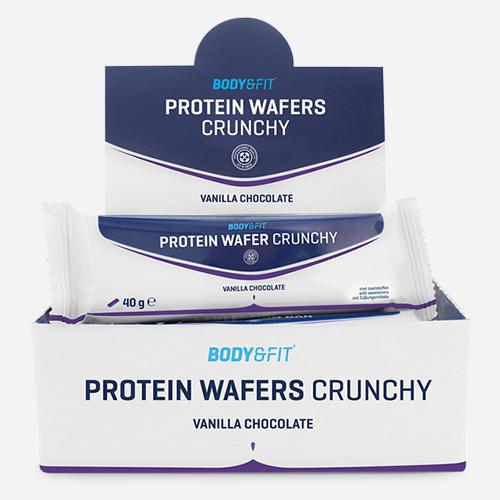 Crunchy Eiwitwafels